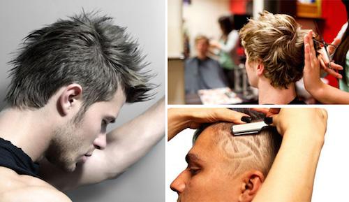 Гель для укладки волос1