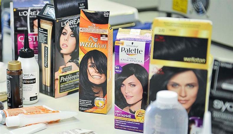 Рейтинг самых безвредных красок для волос3