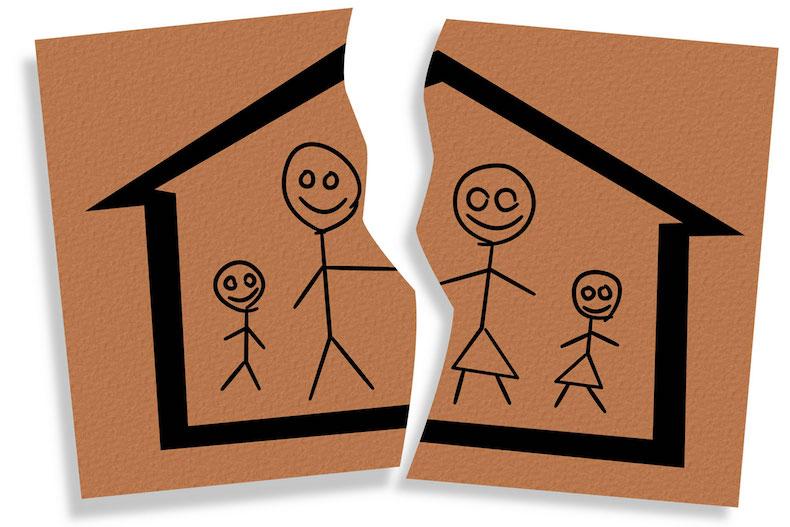 Как пережить развод с мужем1