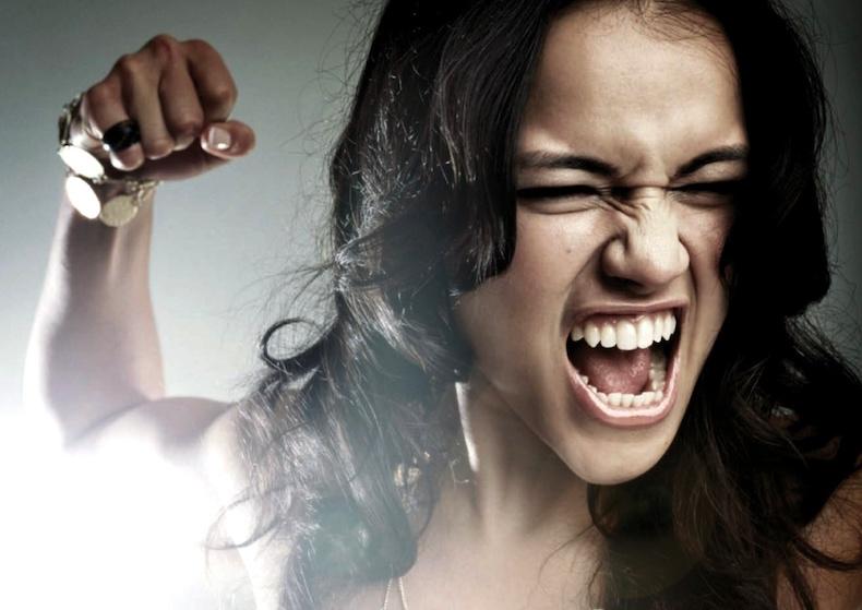 Раздражительность и агрессия у женщин2