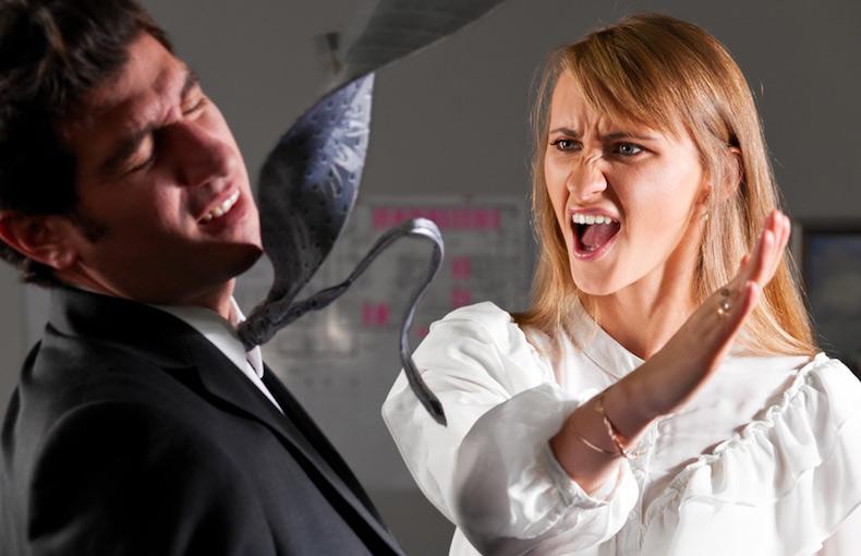 Раздражительность и агрессия у женщин3