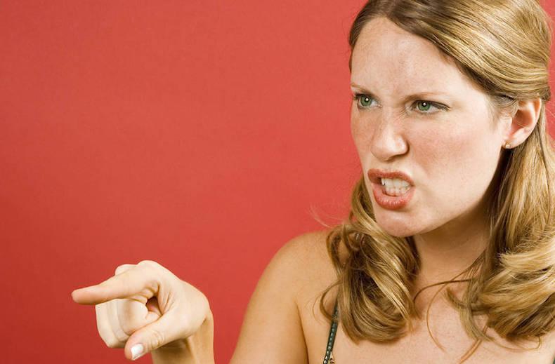 Раздражительность и агрессия у женщин4
