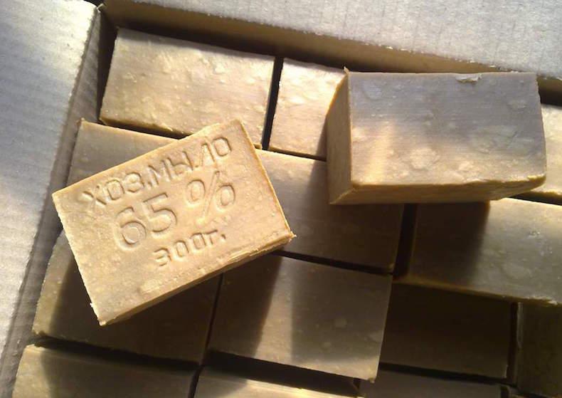 Хозяйственное мыло43