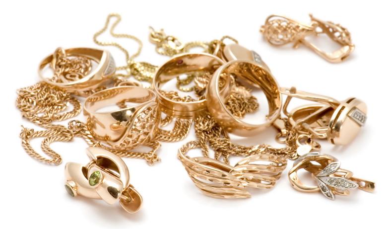Чистим золото в домашних условиях1