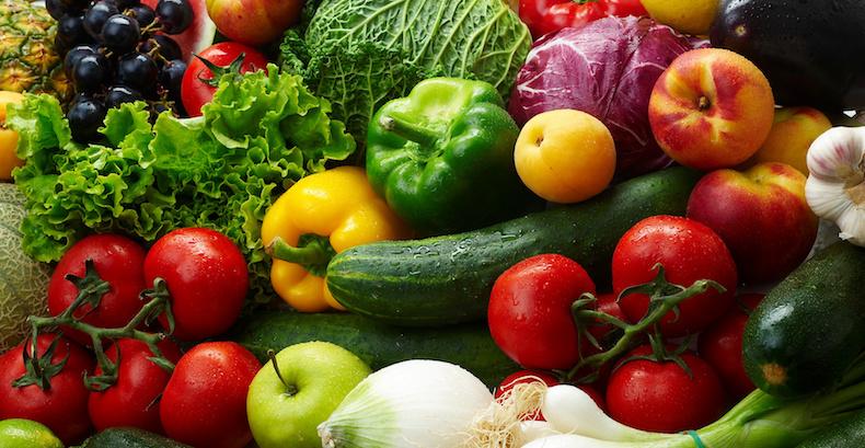 вегетарианское меню на каждый день1