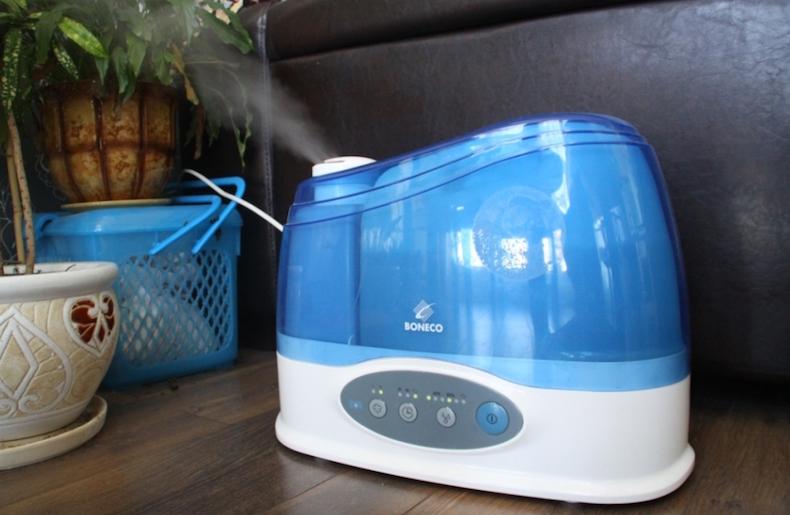 Выбор увлажнителя воздуха для квартиры1